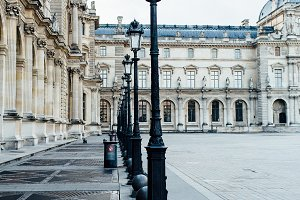 Louvre Museum 6