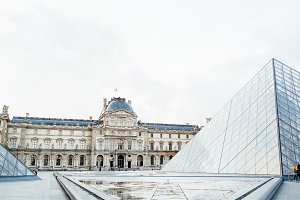 Louvre Museum 2