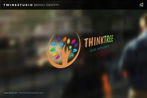 Think Tree Logo