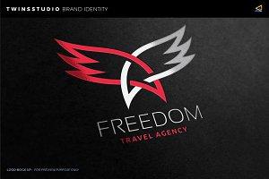 Freedom Wing Logo