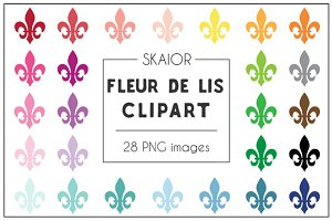 Fleur de lis clipart Photos, Graphics, Fonts, Themes, Templates ...