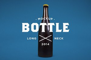 Long Neck Mock-Up