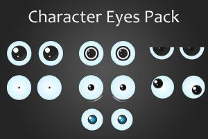 Character Eyes Pack