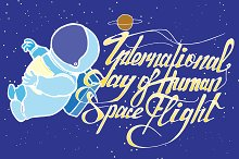 Day of Human Space Flight.