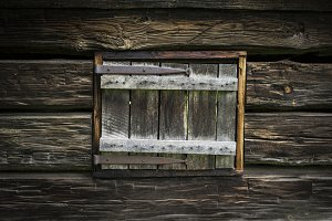 Historic Barn Door