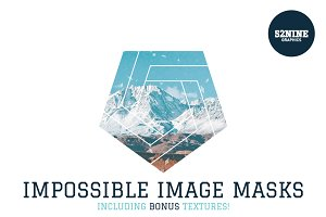Impossible Image Masks + Bonus!
