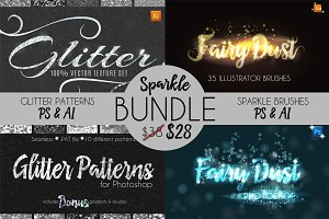 Sparkle and Glitter Bundle