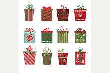Christmas Gifts (vector