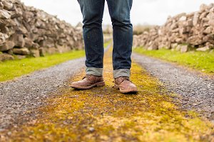 Irish feet