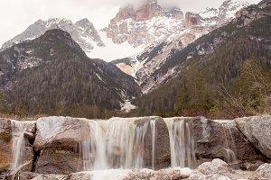 Italian Mountains - Dolomites