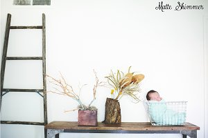 Newborn Photoshop Actions- PS & PSE