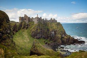 Ireland - Castle on the Coast