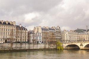 Bridge - Paris, France