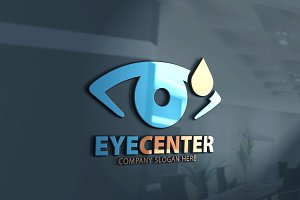 Eye Center Logo