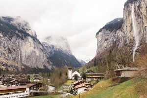 Murren - Switzerland