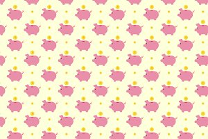 Piggy Bank Pattern
