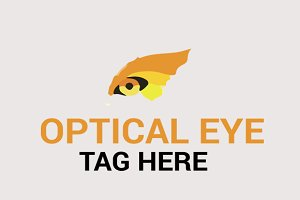 Optical Eye Logo