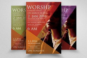 Women of Jesus Church Flyer
