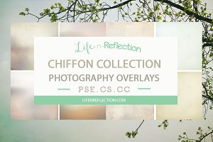 Chiffon Overlay Collection Bundle