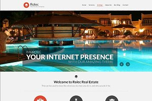 Rolec Real Estate PSD Templates