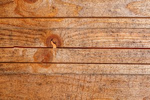 Old pine boards background.