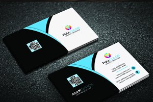 Clasic Modern Business Card