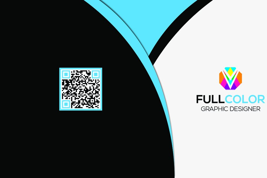 Clasic Modern Business Card in Business Card Templates - product preview 1