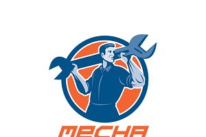 Mecha Automotive Engineers Logo