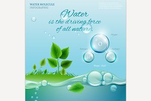 Water is Living image