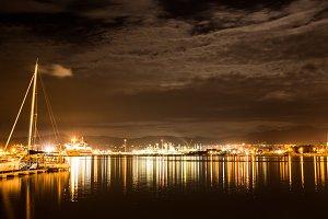 Milazzo harbor