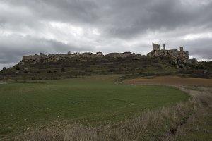 Calatañazor on the hill