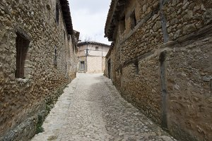 Streets of Calatañazor