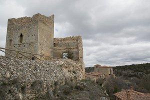 Old bell tower of Calatañazor