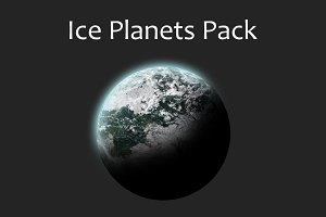 Ice Planets Pack