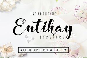 Entihay Typeface