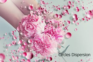Circles Dispersion