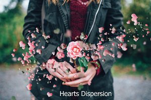 Hearts Dispersion