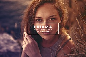 Prixma - Photoshop Action