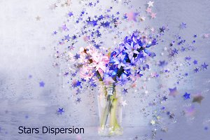 Stars Dispersion