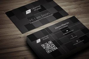 Creative Tiles Business Card