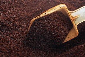 Scoop of Coffee
