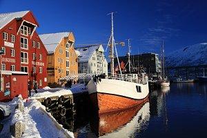 Tromso Habour