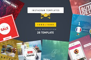Mixed Instagram Promotional Template