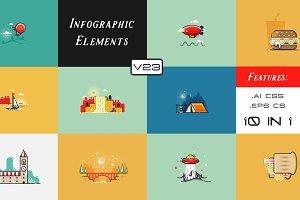 Infographic Elements (v23)