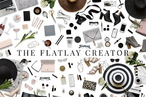 The Flatlay Creator