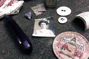 Backyard Archaeology Artifacts