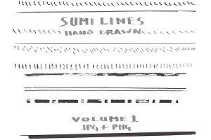 SUMI LINES volume 1