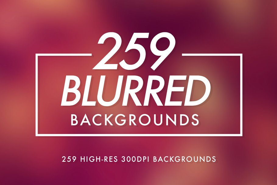 Blurred Backgrounds 259