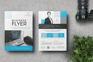 Corporate Flyer Template 08
