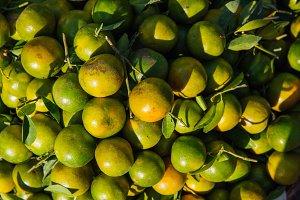 Vietnamese oranges